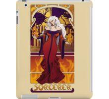 L'Ensorcelleur - The Sorcerer iPad Case/Skin