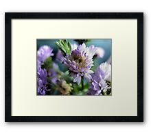 Be Realistic Framed Print