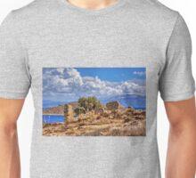 Chalki Ruin Unisex T-Shirt