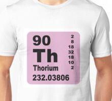 Thorium Periodic table of Elements Unisex T-Shirt