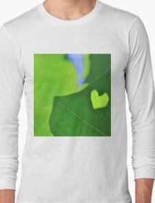 Natural Love - Heart of Life Long Sleeve T-Shirt
