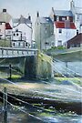 Ropes Staithes by Sue Nichol