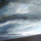 Storm Approaching, Cornwall by Sue Nichol