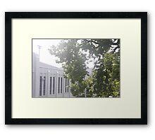 Dixon High School Framed Print