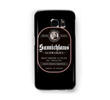 Samichlaus Beer Samsung Galaxy Case/Skin