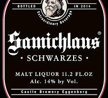 Samichlaus Beer by Firewallmud