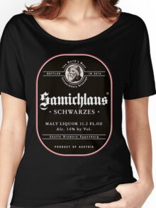 Samichlaus Beer Women's Relaxed Fit T-Shirt