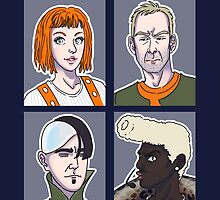 Fifth Element by enerjax