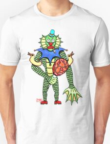 Clownture From The Black Lagoon T-Shirt
