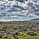 Ribblehead Viaduct, Yorkshire Dales by spemj
