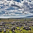 Ribblehead Viaduct, Yorkshire Dales by spemj