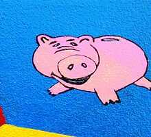 and the supporting cast .........PIG by WhiteDove Studio kj gordon