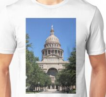 Texas State Capitol Unisex T-Shirt