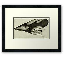 Super Pterosaur LXXV Framed Print