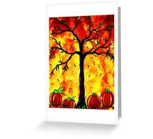 Fabulous Fall Greeting Card