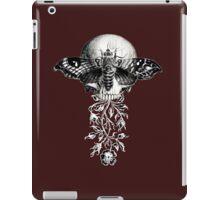 Metamorphosis Design on Black or Dark Color iPad Case/Skin