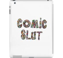 Comic Slut iPad Case/Skin