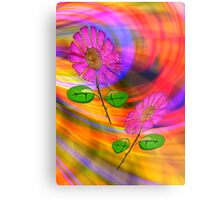 Be Happy Feng Shui Metal Print