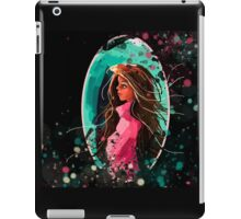 Flowing Hair iPad Case/Skin