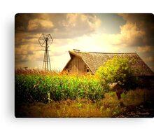 Grand Old Barn ! Canvas Print