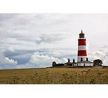 Happisburgh Lighthouse Photographic Print