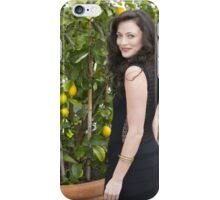 Lara pulver  iPhone Case/Skin