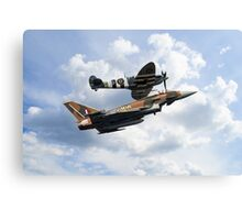 Spitfire Typhoon Canvas Print