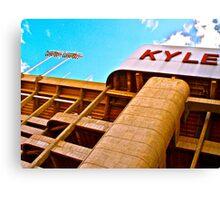 Kyle Field 2, Texas A&M University Canvas Print