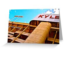 Kyle Field 2, Texas A&M University Greeting Card