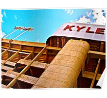 Kyle Field 2, Texas A&M University Poster