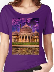 The Royal Pavilion  Women's Relaxed Fit T-Shirt