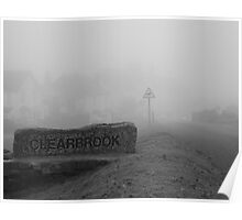 Not so Clearbrook Poster