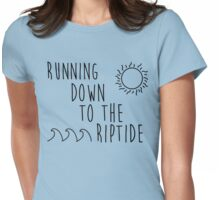 Vance Joy - Riptide Womens Fitted T-Shirt