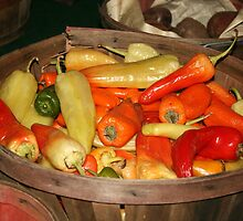 Pick Your Peppers! by Nadya Johnson