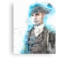 The Good Doctor ~ Dr. Dwight Enys Canvas Print