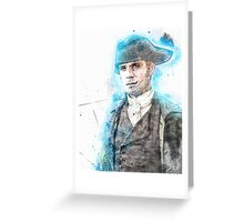 The Good Doctor ~ Dr. Dwight Enys Greeting Card