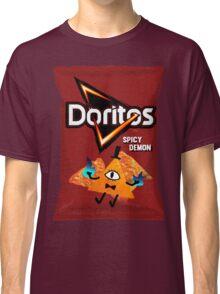 Bill Cipher Demon Doritos Classic T-Shirt