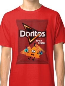 Bill Cipher Demon Doritos Classic T-Shirt