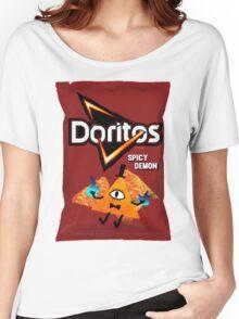 Bill Cipher Demon Doritos Women's Relaxed Fit T-Shirt