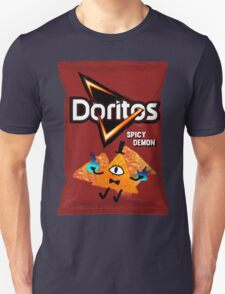 Bill Cipher Demon Doritos Unisex T-Shirt