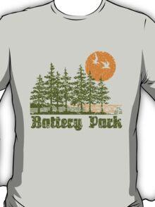 Battery Park, New York T-Shirt