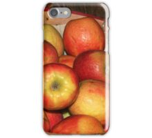 Apple Basket iPhone Case/Skin