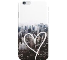 New York heart iPhone Case/Skin