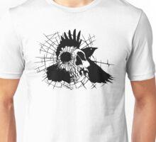 Crow Cracks The Cranium part 2 Unisex T-Shirt