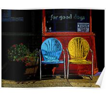 For Good Dogs Poster