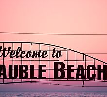 Welcome to Sauble Beach by Gary Paakkonen
