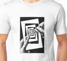 Illusion Unisex T-Shirt