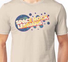 """I Support Space Rock Lesbians"" Unisex T-Shirt"