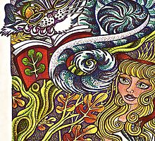 """Lovely Alice and the """"cat"""" by Jacquelyn Braxton"""