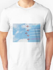 The Red Arrows team Unisex T-Shirt